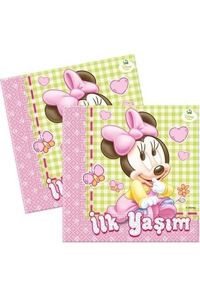 Parti Şöleni Baby Minnie Mouse Peçete
