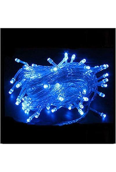 Yılbaşı Led Mavi Işık