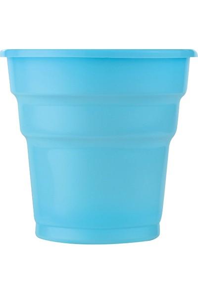 Elitetime Bardak Plastik 180 Cc Mavi 25 Adet
