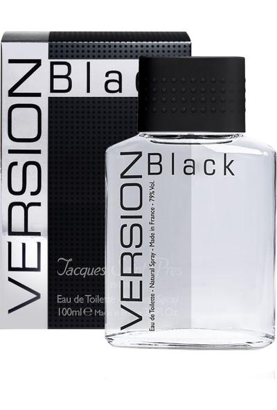Jacques Saint Prés - Version Black - EDT 100ML Erkek Parfüm