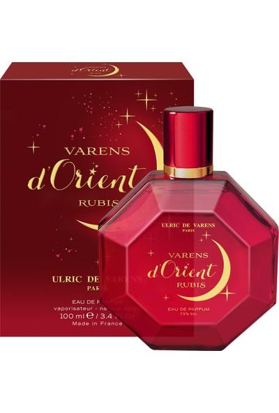 Varens d'Orient Rubis - EDP 100ML Kadın Parfüm