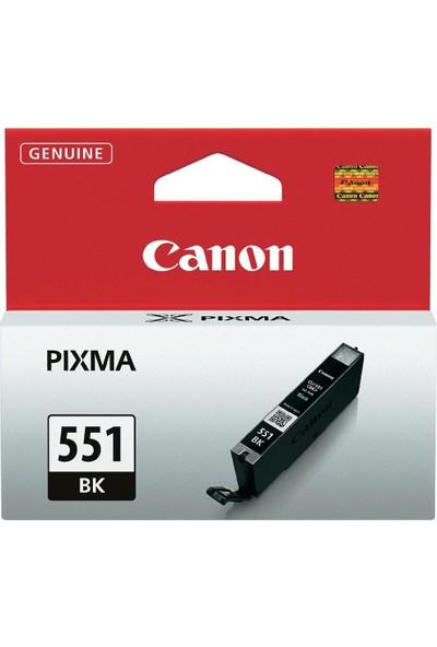 Canon Mg5450-6350-6450 Clı-551Bk Siyah Kartuş