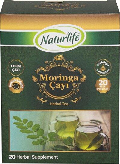 Naturlife Moringa Çayı 20li Süzen Poşet