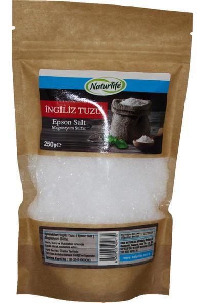 Naturlife Epson Tuzu ( İngiliz Tuzu ) 250 gr