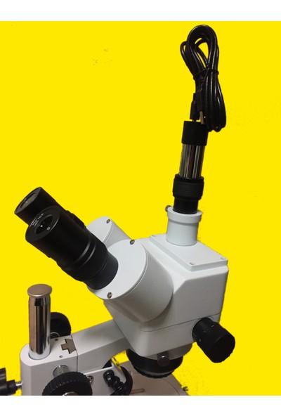 Bresser Advanced ICD 10X-160X Stereo Mikroskop ve Full HD Kamera Seti