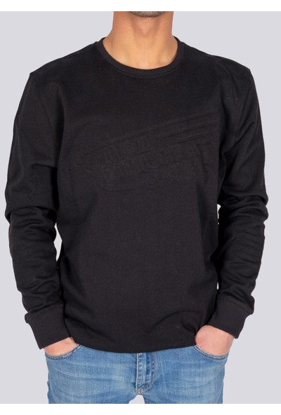 Ozmoz Erkek Sweatshirt - Rebel Bordo