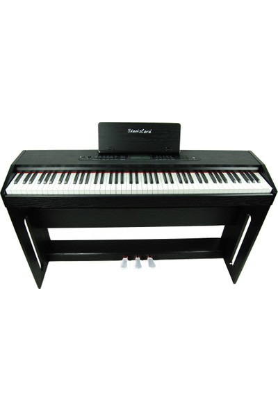 Stanislava Dijital Piyano STDP515-3 Standart 88 Tuş
