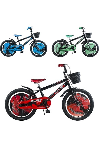 Tunca Beemer 20 Jant 7 - 10 Yaş Çocuk Bisikleti