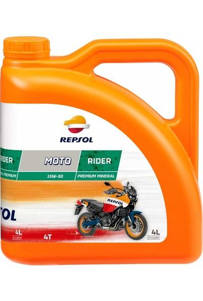 Repsol 15W - 50 4 Litre Motosiklet Motor Yağı