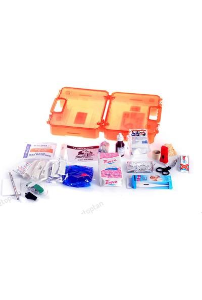 Super Bag 50 Parçalı İlk Yardım Seti Ve Çantası - ASR5015