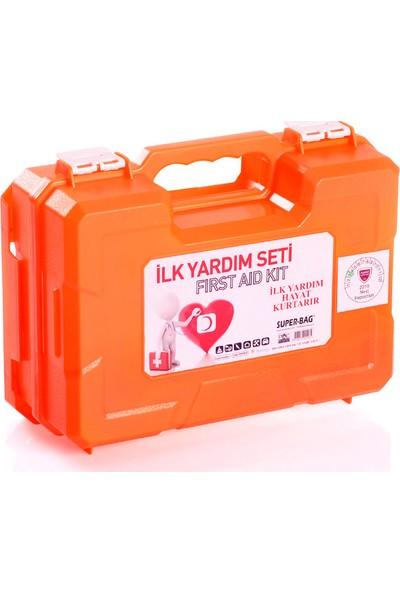 Super Bag Boş İlk Yardım Çantası - ASR5016