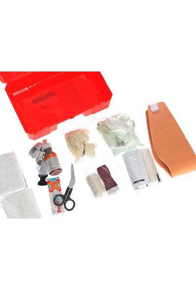 Super Bag Araç İçi İlk Yardım Seti Ve Çantası - ASR5014
