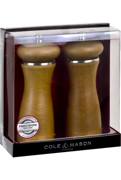 Cole - Mason Hs0658P Sherwood Forest 165Mm Tuz - Biber Değirmen Seti