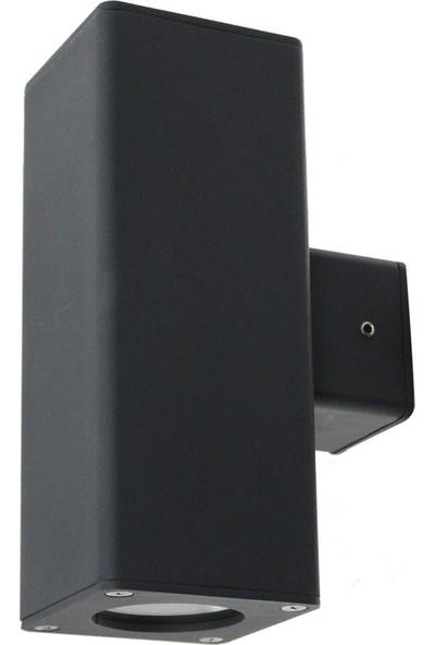 Yakan Aydınlatma Aplik Modern 8 cm x 12 cm Tek Yönlü Aydınlatma Modern Bollard Lights