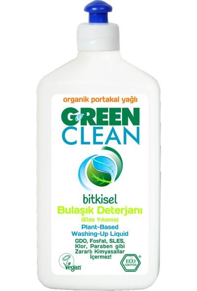 U Green Clean 500 Ml Bitkisel Bulaşık Deterjanı