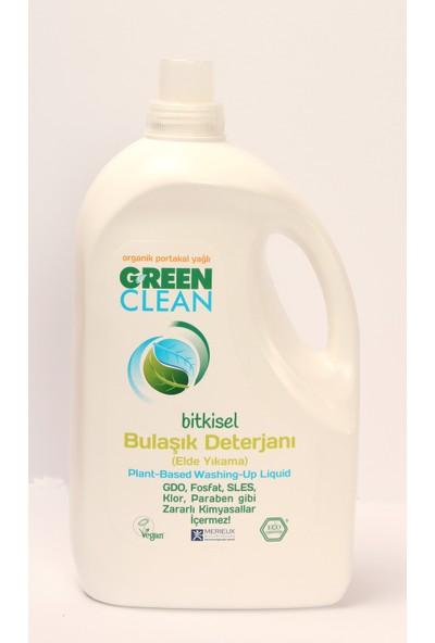U Green Clean 2,75 Litre Bitkisel Bulaşık Deterjanı