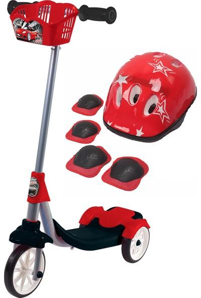 Can Oyuncak Frenli Çocuk Scooter