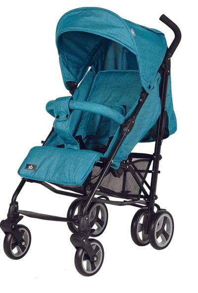 Sunny Baby Forza Baston Bebek Arabası Turkuaz