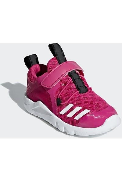 Adidas Bordo Çocuk Günlük Ayakkabı D97591 Rapidaflex El i