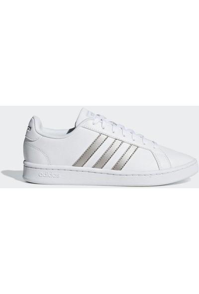 Adidas F36485 GRAND COURT Kadın Ayakkabı