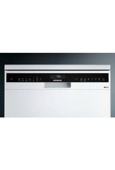 Siemens SN257W00NT iQ500 A++ 7 Programlı Bulaşık Makinesi