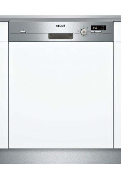 Siemens SN515S00DT iQ100 A+ 5 Programlı Yarı Ankastre Bulaşık Makinesi