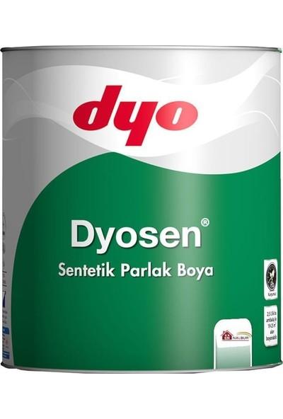 Dyosen Sentetik Parlak Boya 0.75 Lt Sütlü Kahve