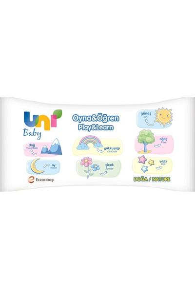 Uni Baby Oyna Öğren Islak Havlu 24 Paket 1248 Yaprak