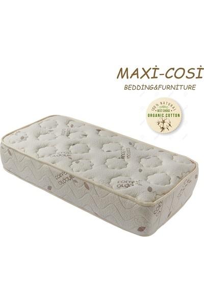 Maxi Cosi Organic Cotton Yaylı Yatak 80X180 Cm