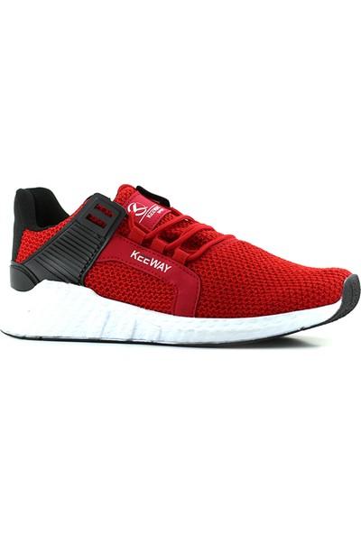 Cosmo Kırmızı Erkek Spor Ayakkabı