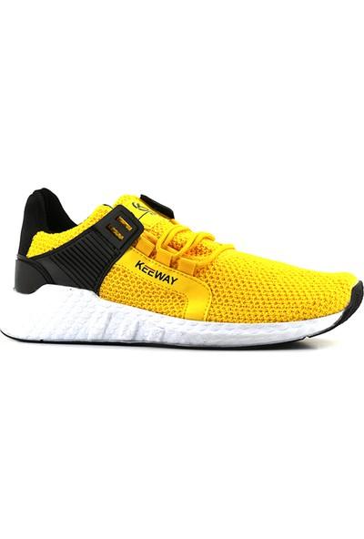 Cosmo Sarı Erkek Spor Ayakkabı