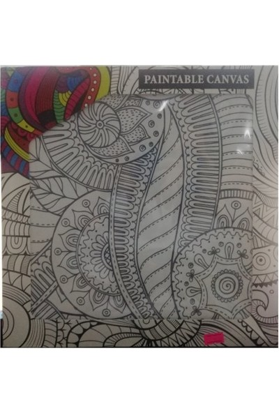 Paintable Canvas 1