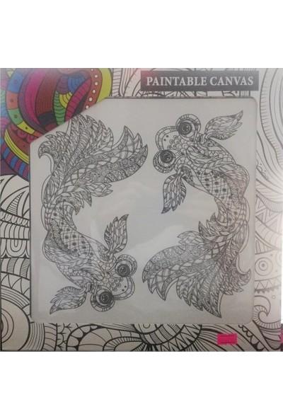 Paintable Canvas 4