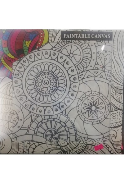 Paintable Canvas 15