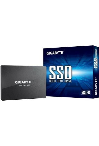 Gigabyte 480GB 550MB-480MB/s Sata 6.0Gb/s SSD (GP-GSTFS31480GNTD)