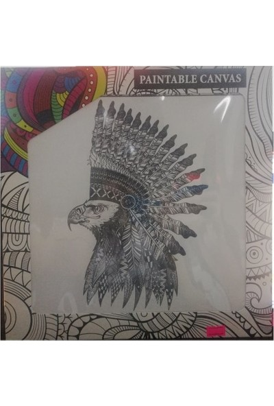 Paintable Canvas 8