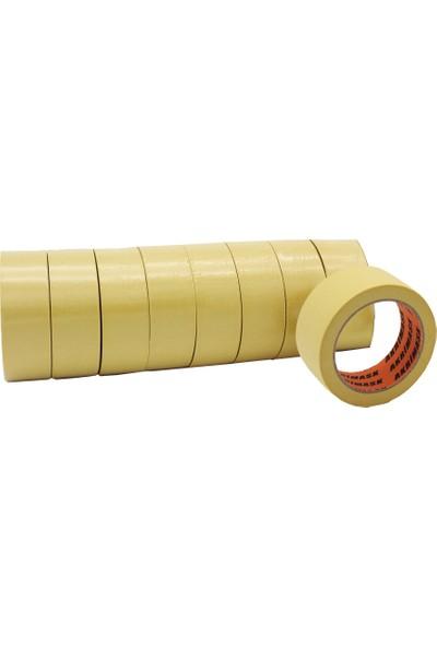 Akrimask Sarı Kağıt Maskeleme Bandı 48X35 6'Lı Paket