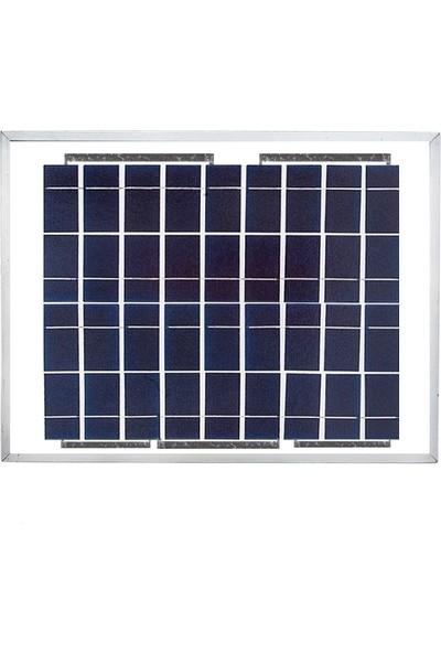 Cw Güneş Enerji Sistemleri Paneli Solar Panel 10W Polikristal 25X37Cm