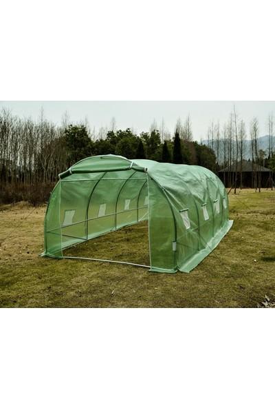Hobi Bahçe Serası 400 X 300 X 200 Cm