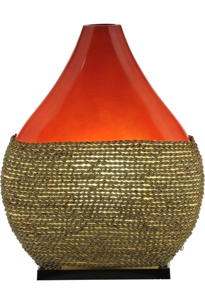 Sensohome Lamp Luka Small Bound Red Lamba