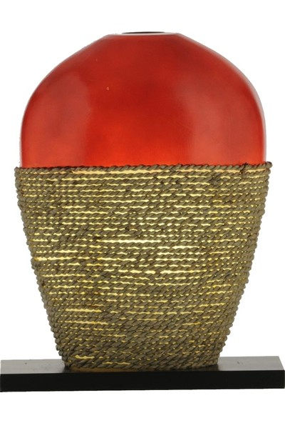 Sensohome Lamp Yoni Small Bound Red Lamba
