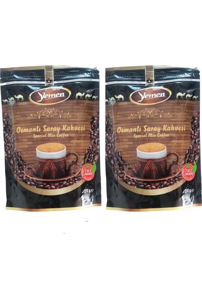 Yemen Osmanlı Saray Kahvesi 200 gr X 2' li