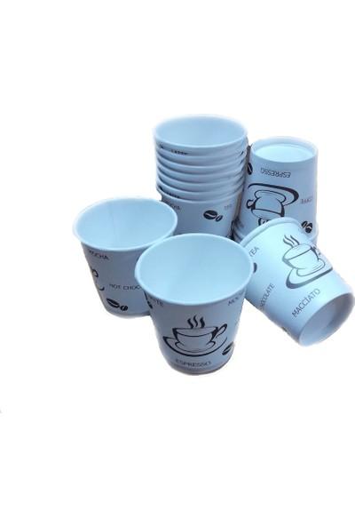 Ethex Karton Bardak 2,5 Oz Paper Cup Espresso Zemzem 2000' li