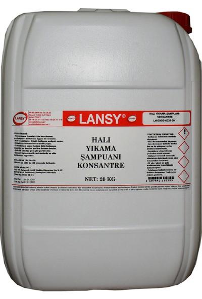Lansy Halı Yıkama Şampuanı Konsantre 20 kg 1/100