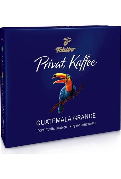 Tchibo Privat Kaffee Guatemala grande Öğütülmüş Filtre Kahve 2X250 gr.