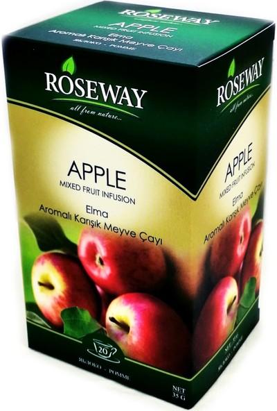 Roseway Elma Çayı Apple Tea 20 Fincan