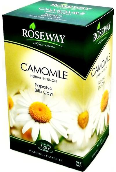 Roseway Papatya Çayı Camomile 20 Fincan