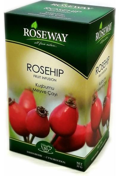 Roseway Kuşburnu Rosehip Tea 20 Fincan