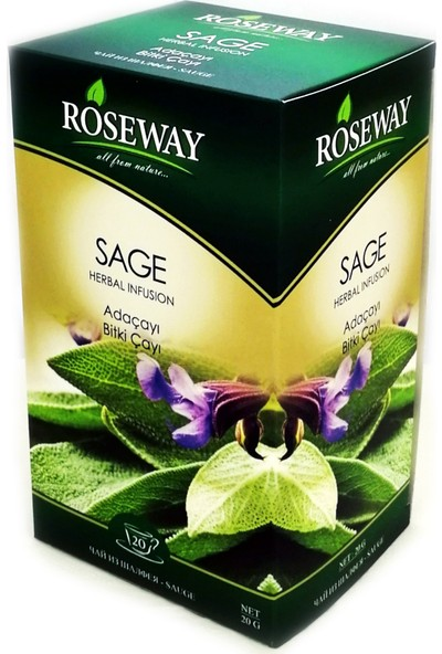 Roseway Adaçayı Sagetea 20 Fincan