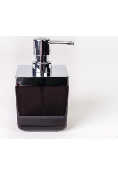 Primanova Toskana 3 Parça Banyo Seti Siyah